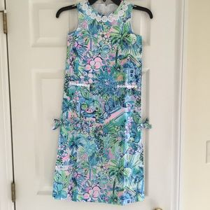 NWT Lilly Pulitzer Little Lilly Classic Maxi
